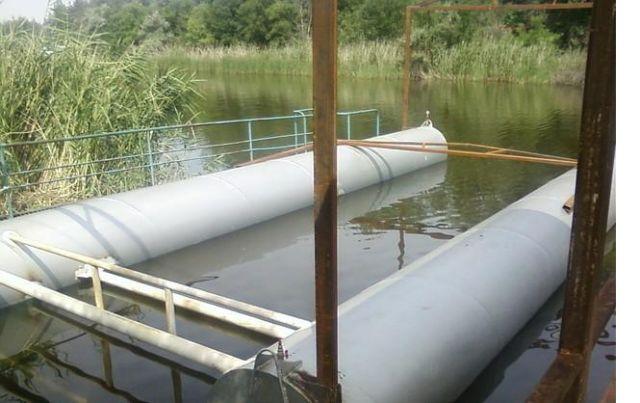 постройка гаража для лодки