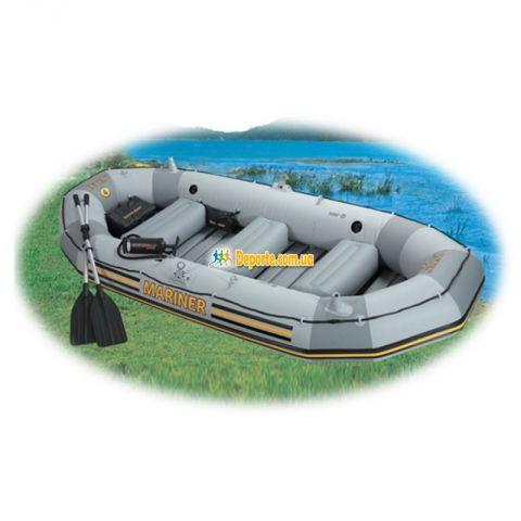 тент для лодки intex mariner-4
