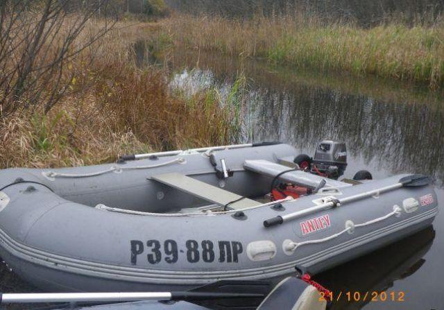 купить лодку посейдон 380
