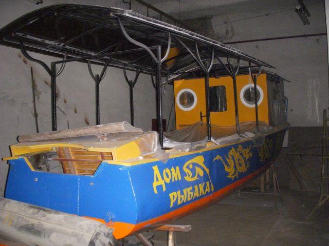 капремонт лодки