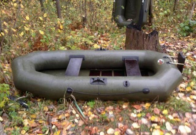 транец для пвх лодки сьемный