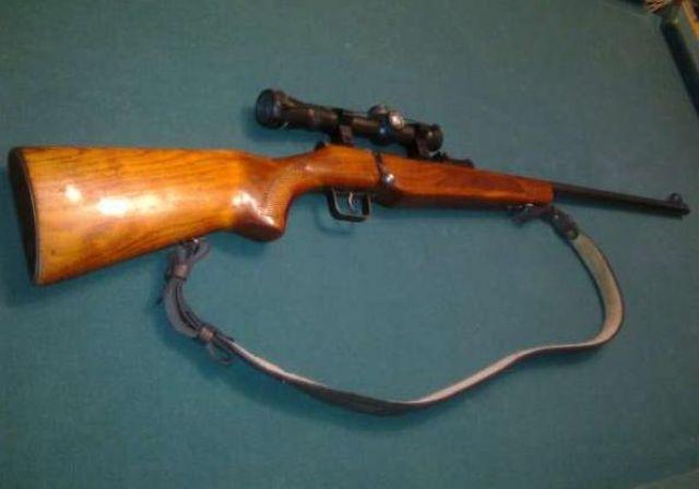 Цена: 3 500,00 грн. .  Продам легально малокалиберную винтовку ТОЗ 8 М с оптикой и документами в отличном состоянии.