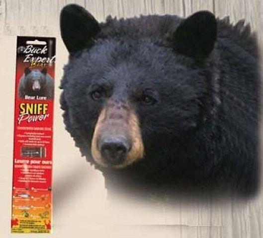 пахучие приманки на медведя