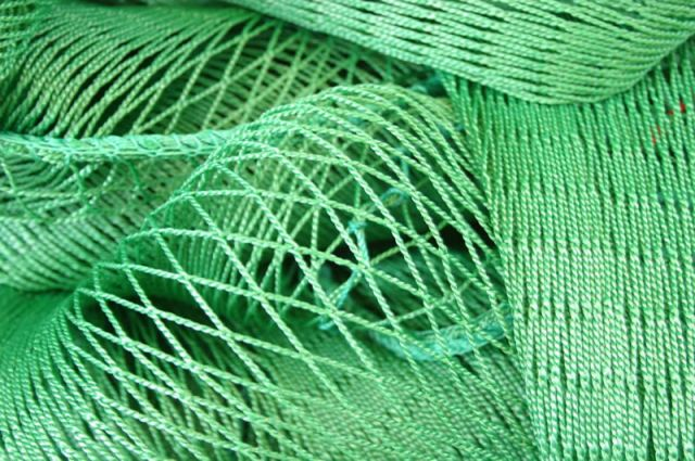 рыболовные сети 3-стенные капроновые ряжевые