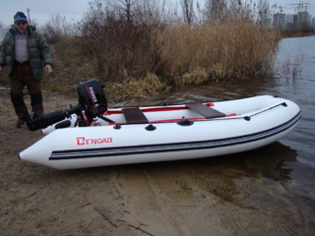 glisser sv-350 лодка