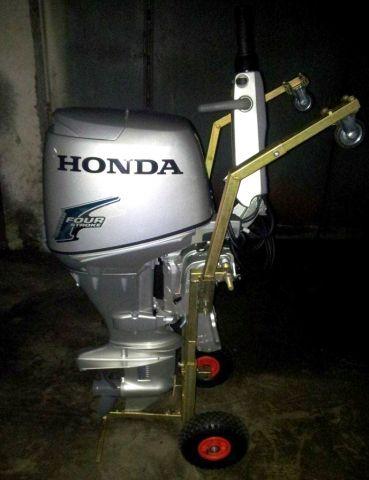 бензопровод для лодки