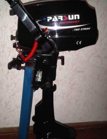 лодочные моторы parsun дилеры