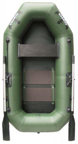 лодка надувная шкипер 220