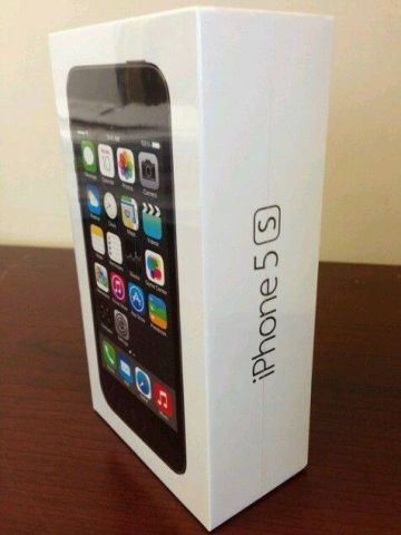 Новый Apple iPhone 5S, Samsung Galaxy S4 и Sony Xperia Z