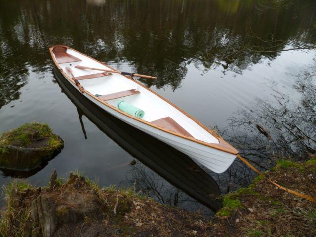 самая длинная лодка