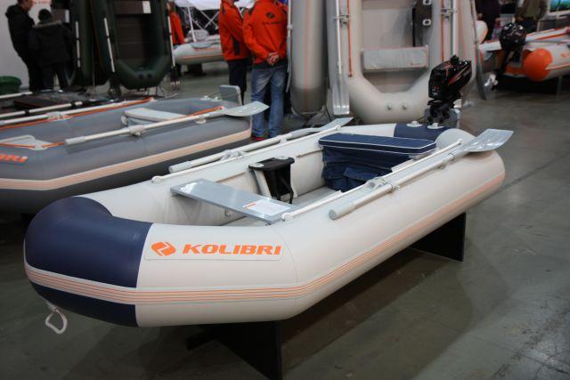 Лодка пвх колибри 360