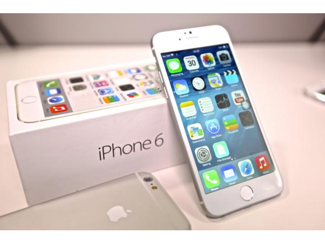 Новый Apple iPhone 6, Samsung Galaxy S5, Sony Xperia Z3