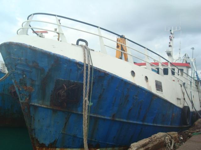 продажа рыболовных судов новых