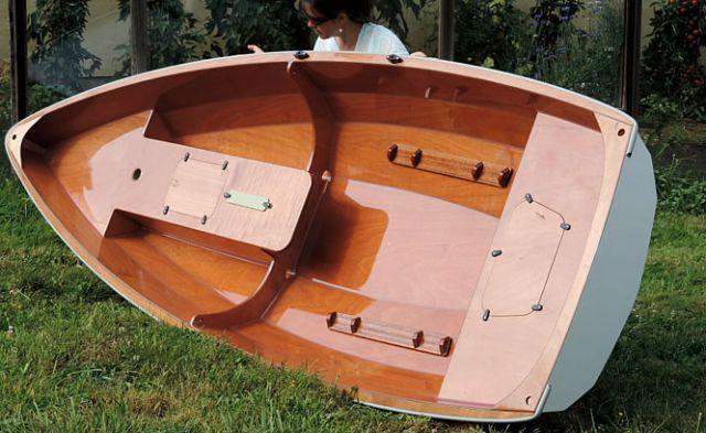 мини лодки видео из фанеры