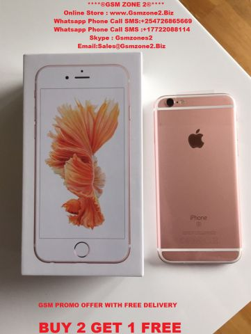 GSM Apple iPhone 6s/6/6Plus 32GB/64GB/128GB 2 Get 1 free Whatsapp+254726865669