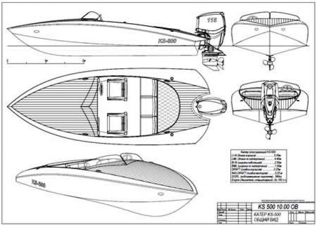 бесплатные проекты лодок ради самостоятельной постройки