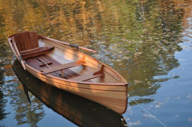 все классы деревянных лодок